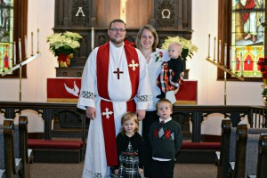 Family Installation Picture